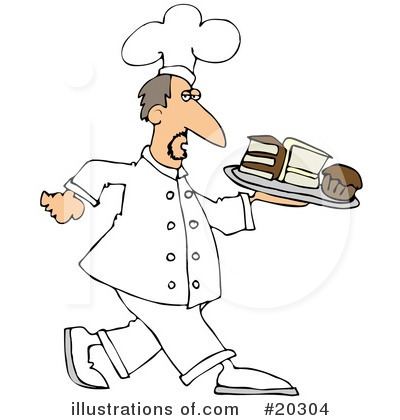 Chef Clipart #20304 by djart
