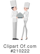 Chef Clipart #210222 by BNP Design Studio