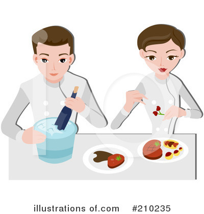 Chef Clipart #210235 by BNP Design Studio