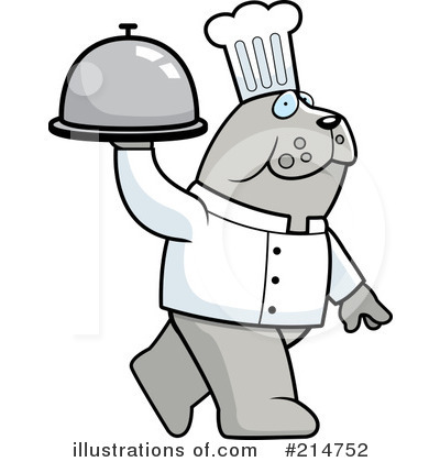 Chef Clipart #214752 by Cory Thoman