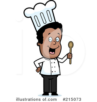 Chef Clipart #215073 by Cory Thoman