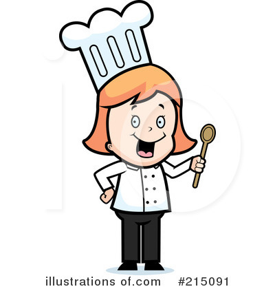 Chef Clipart #215091 by Cory Thoman