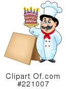 Chef Clipart #221007 by visekart