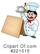 Chef Clipart #221015 by visekart