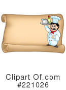 Chef Clipart #221026 by visekart