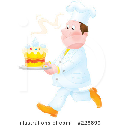 Chef Clipart #226899 by Alex Bannykh