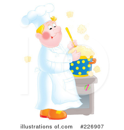 Chef Clipart #226907 by Alex Bannykh