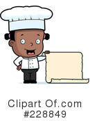 Chef Clipart #228849 by Cory Thoman