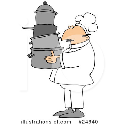 Chef Clipart #24640 by djart
