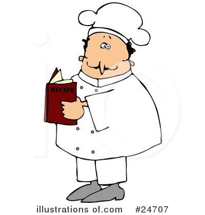 Chef Clipart #24707 by djart
