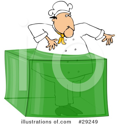 Chef Clipart #29249 by djart