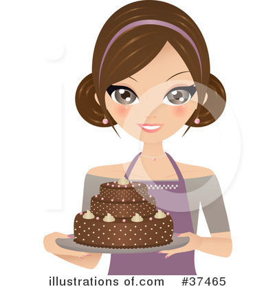 Chef Clipart #37465 by Melisende Vector