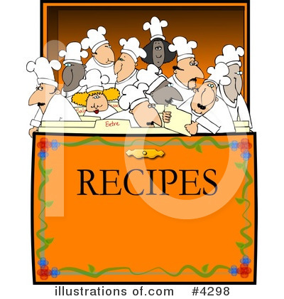 Chef Clipart #4298 by djart