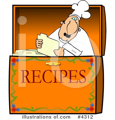 Chef Clipart #4312 by djart