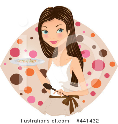 Chef Clipart #441432 by Melisende Vector