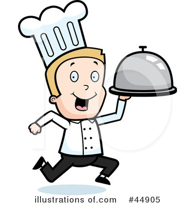 Chef Clipart #44905 by Cory Thoman