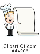 Chef Clipart #44906 by Cory Thoman