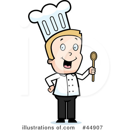 Chef Clipart #44907 by Cory Thoman