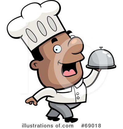 Chef Clipart #69018 by Cory Thoman