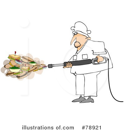 Chef Clipart #78921 by djart