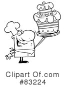 Chef Clipart #83224 by Hit Toon