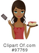 Royalty-Free (RF) Chef Clipart Illustration #97769