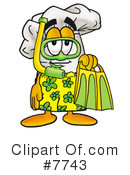 Chef Hat Clipart #7743