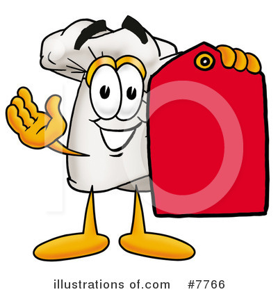 Chef Hat Clipart #7766 by Toons4Biz