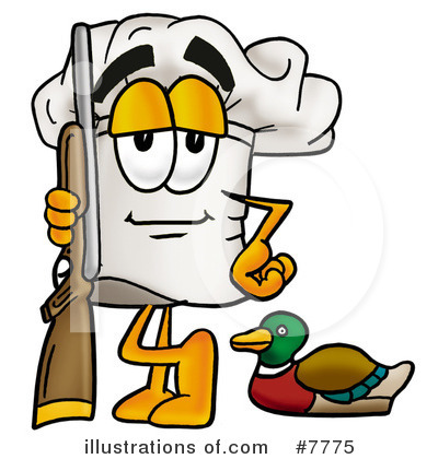 Chef Hat Clipart #7775 by Toons4Biz