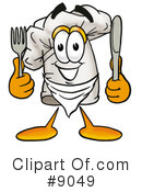 Chef Hat Clipart #9049