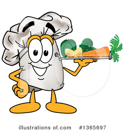 Chef Hat Clipart #1365697 by Toons4Biz