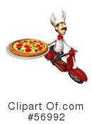 Chef Henry Character Clipart #56992