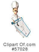 Chef Henry Character Clipart #57028