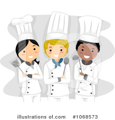 Chef Clipart #1068573 by BNP Design Studio