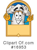Chefs Hat Character Clipart #16953
