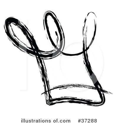 Chefs Hat Clipart #37288 - Illustration by Andy Nortnik