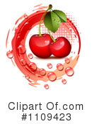 Cherries Clipart #1109423