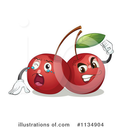Cherry Clipart #1134904 by Graphics RF