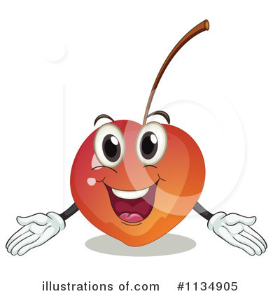 Cherry Clipart #1134905 by Graphics RF
