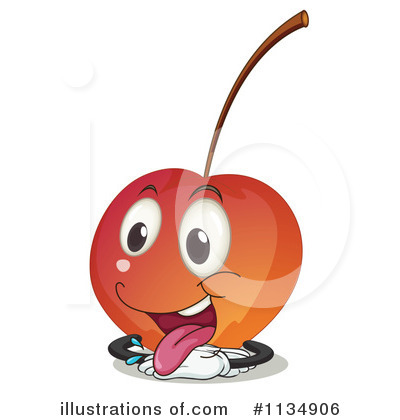 Cherry Clipart #1134906 by Graphics RF