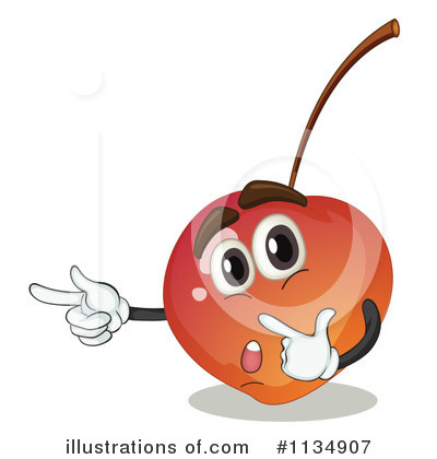 Cherry Clipart #1134907 by Graphics RF