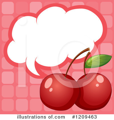 Cherry Clipart #1209463 by Graphics RF