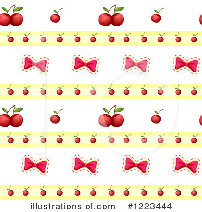 Cherry Clipart #1223444 by Graphics RF