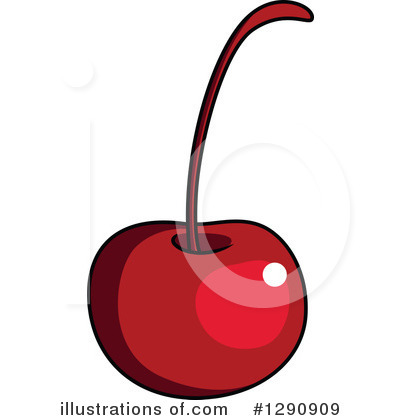 Cherry Clipart #1290909 by Vector Tradition SM