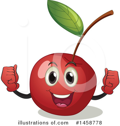 Cherry Clipart #1458778 by Graphics RF