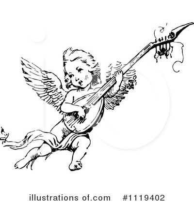 Music Clipart #1119402 by Prawny Vintage