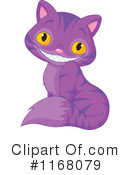 Royalty-Free (RF) cheshire cat Clipart Illustration #1168079