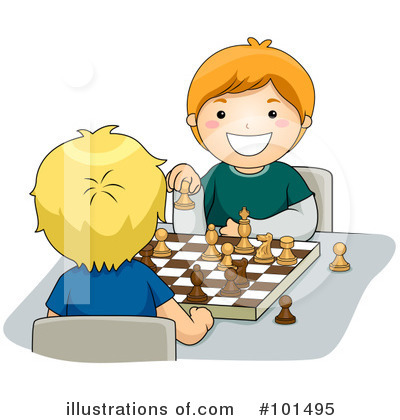 Chess Clipart #101495 by BNP Design Studio