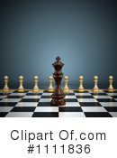 Royalty-Free (RF) Chess Clipart Illustration #1111836