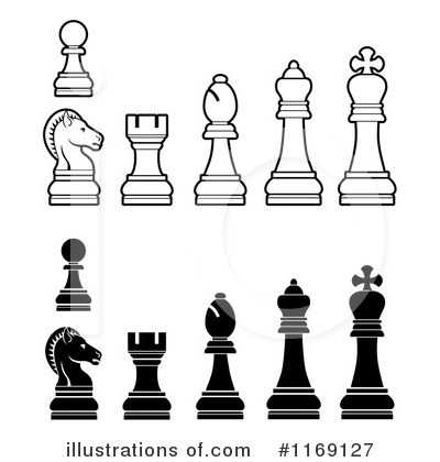 Chess Clipart #1169127 by AtStockIllustration